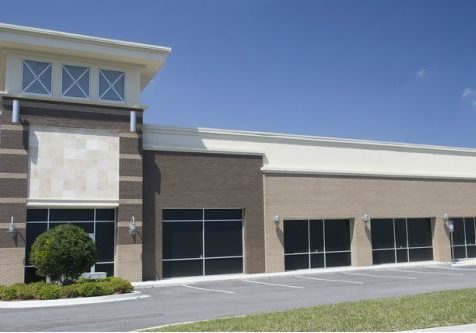 Strip Mall Building Insurance